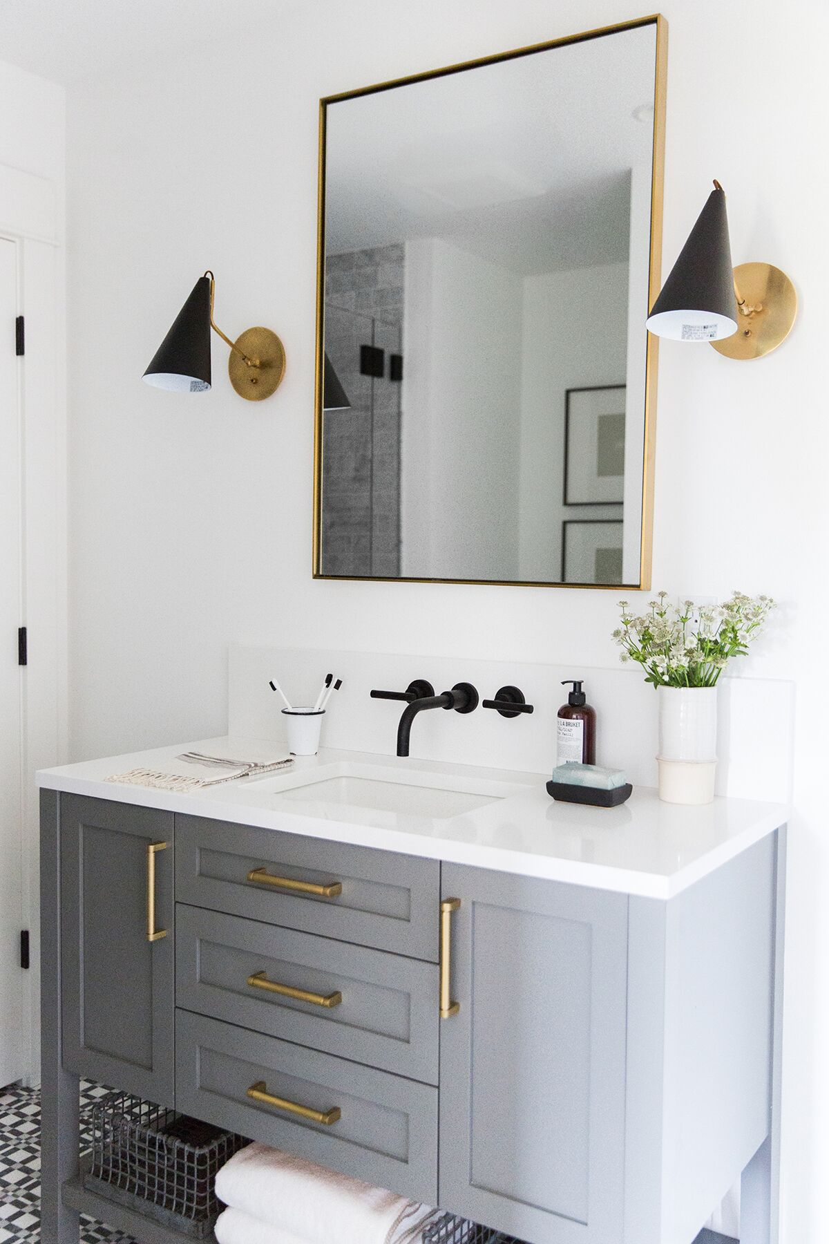 Mercer Island Project Guest Bathroom