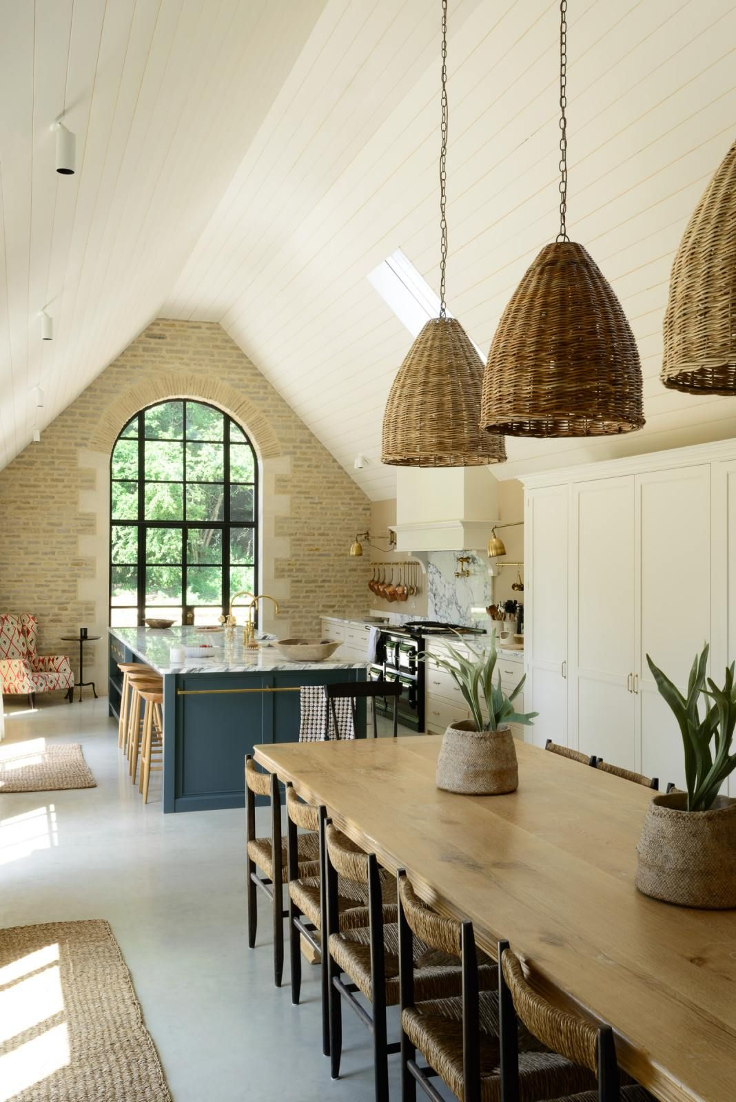 Design by  deVOL Kitchens