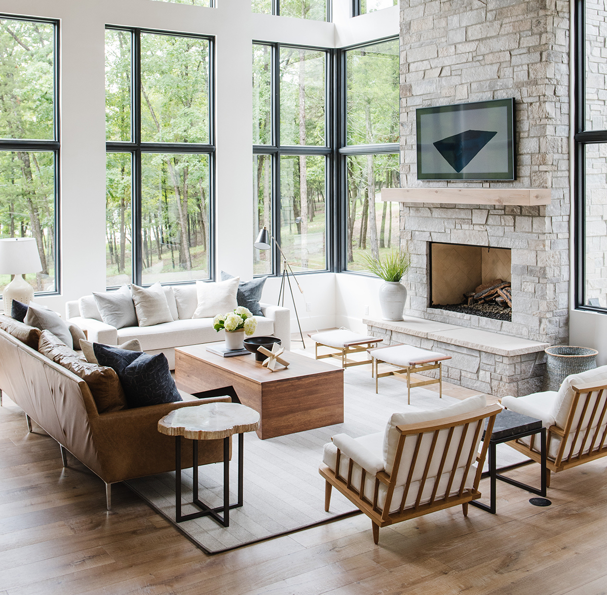 5 Bedroom Ideas For Autumn From The White Company: STUDIO MCGEE