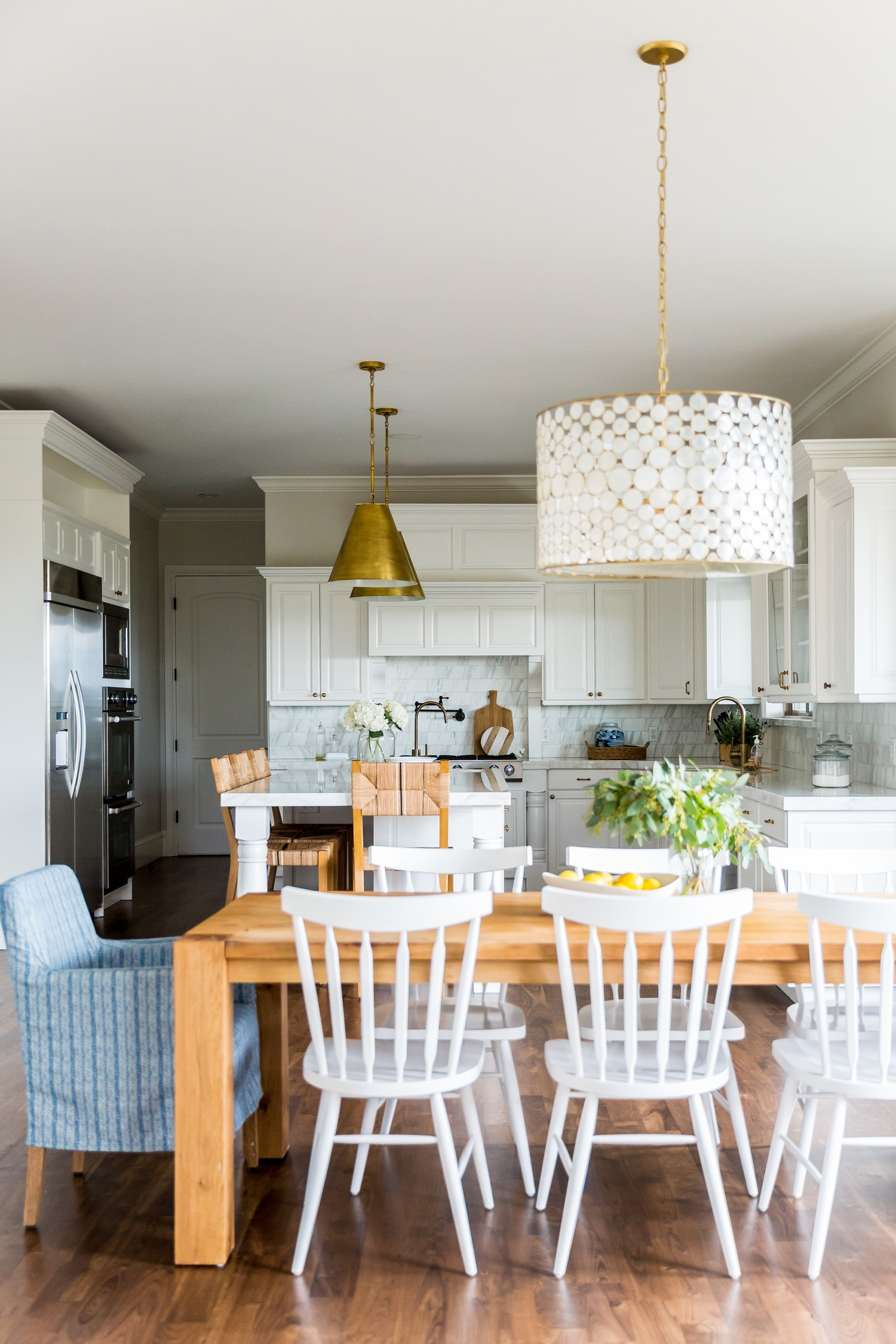 Kitchen makeover tour by Studio McGee
