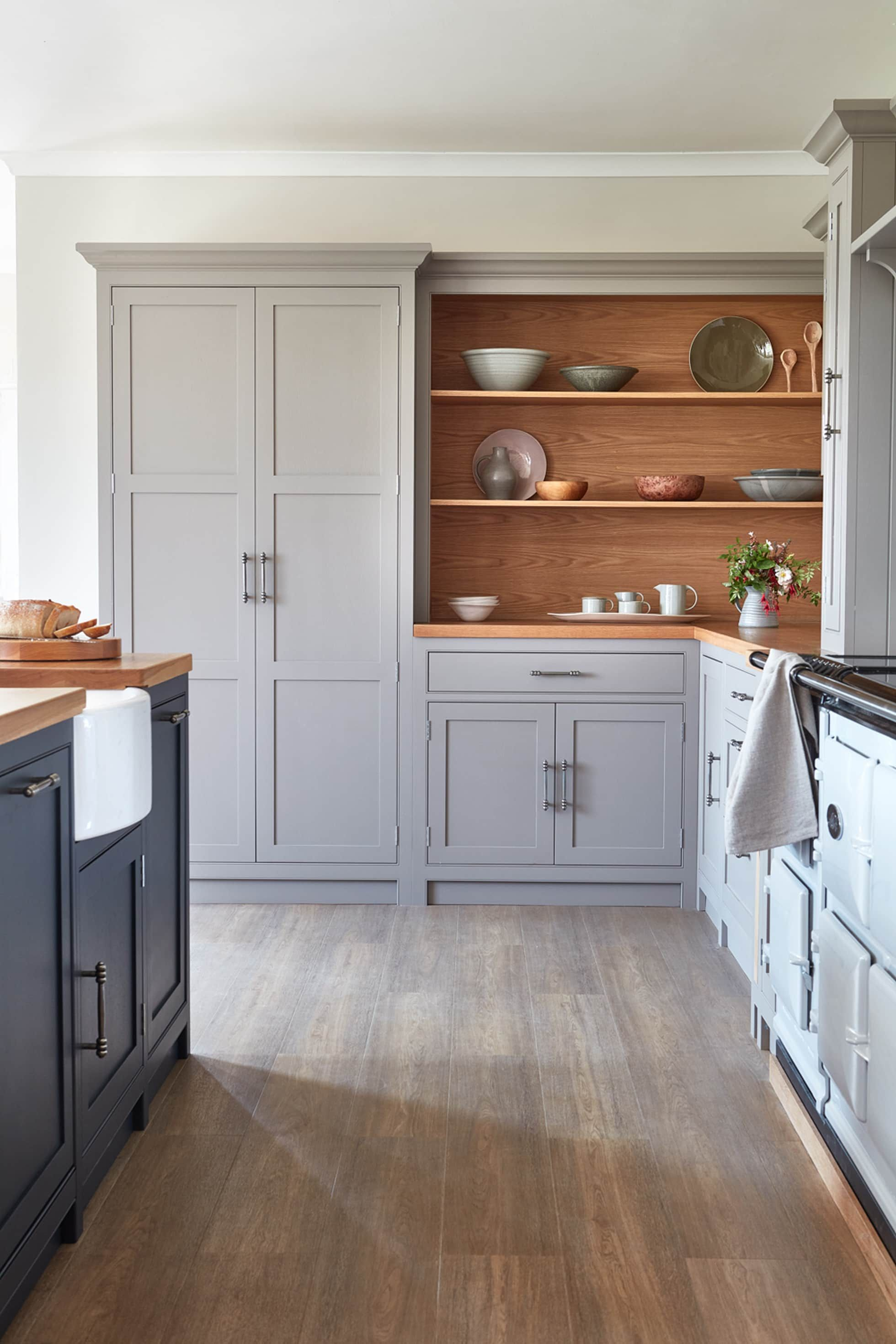 Design by  Naked Kitchens