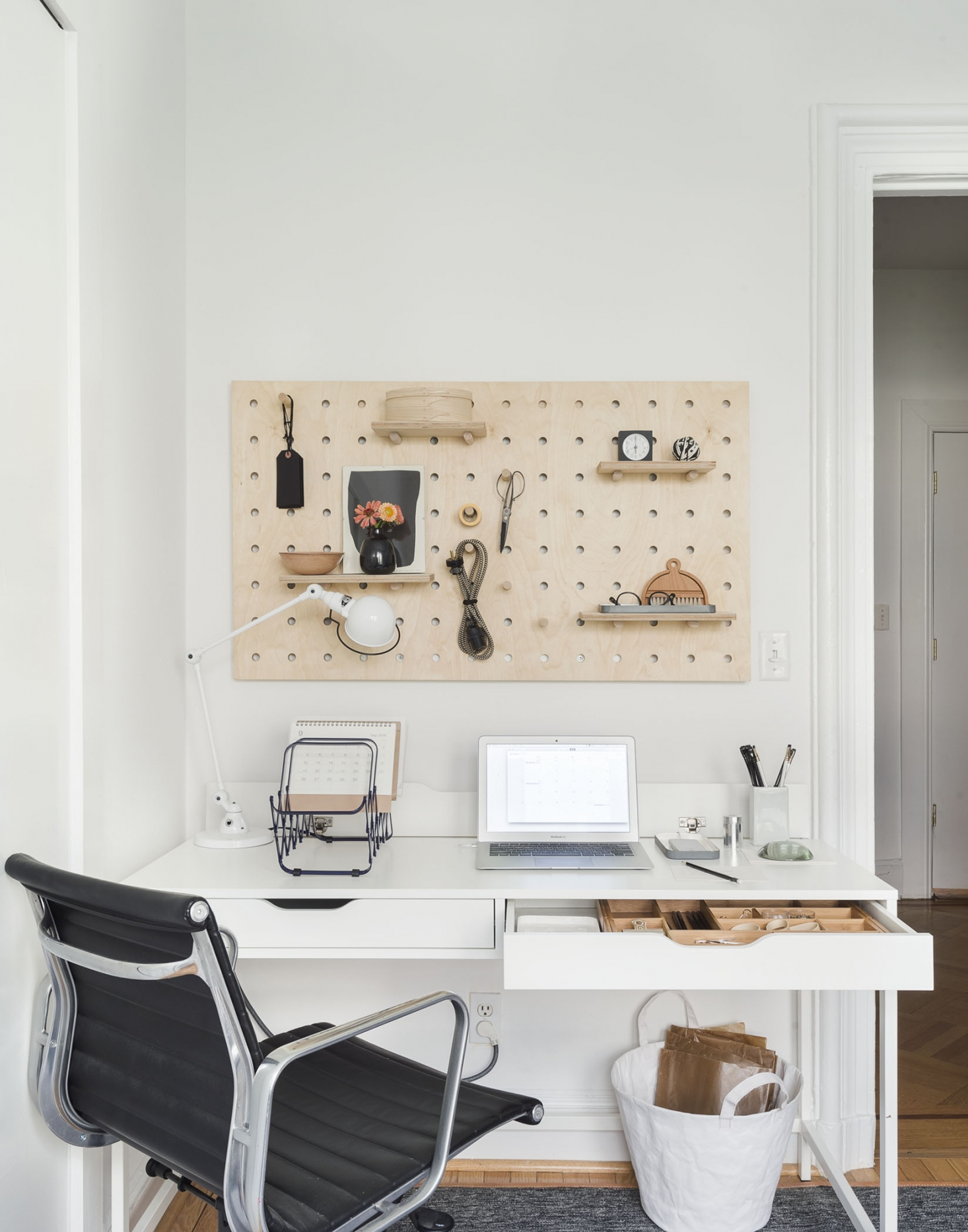 Photograph by  Matthew Williams  for   Remodelista: The Organized Home   .