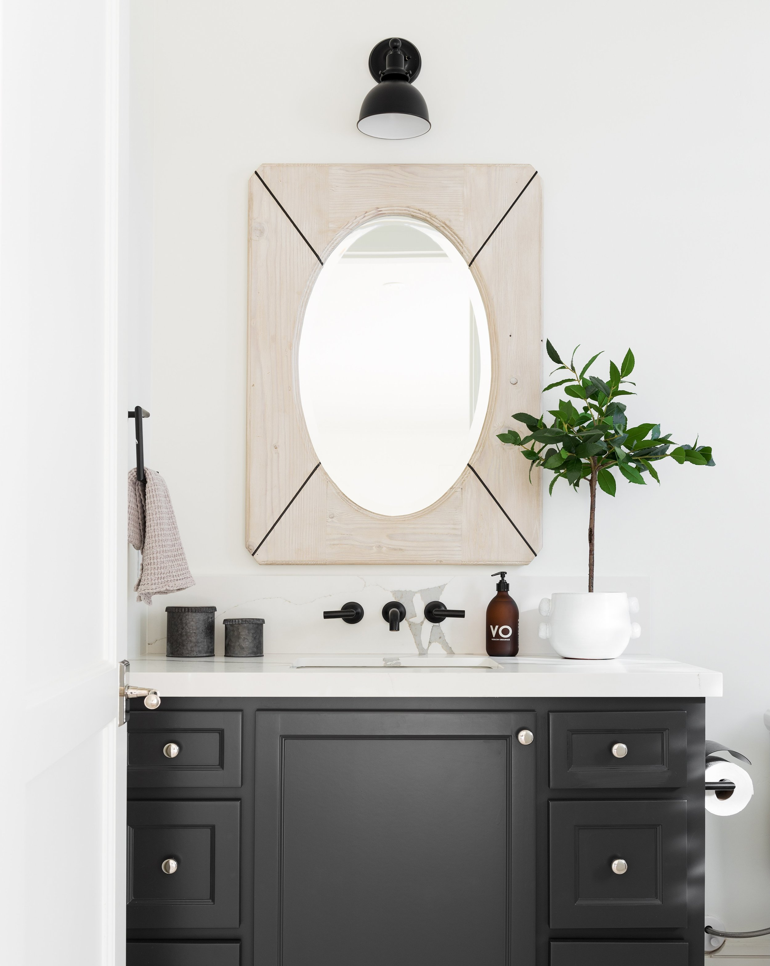 Our Favorite Decorative Bathroom Mirrors