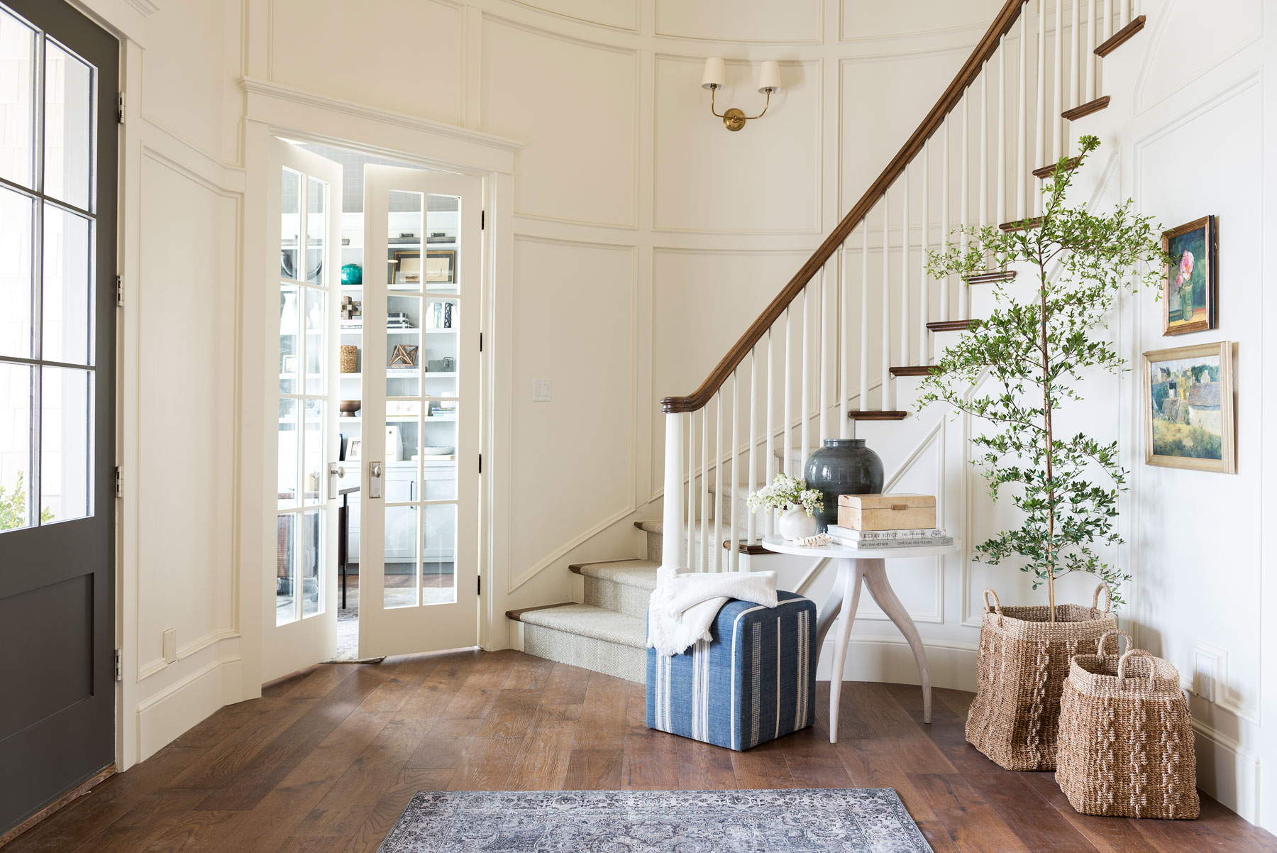 How To Create A Perfect Entryway