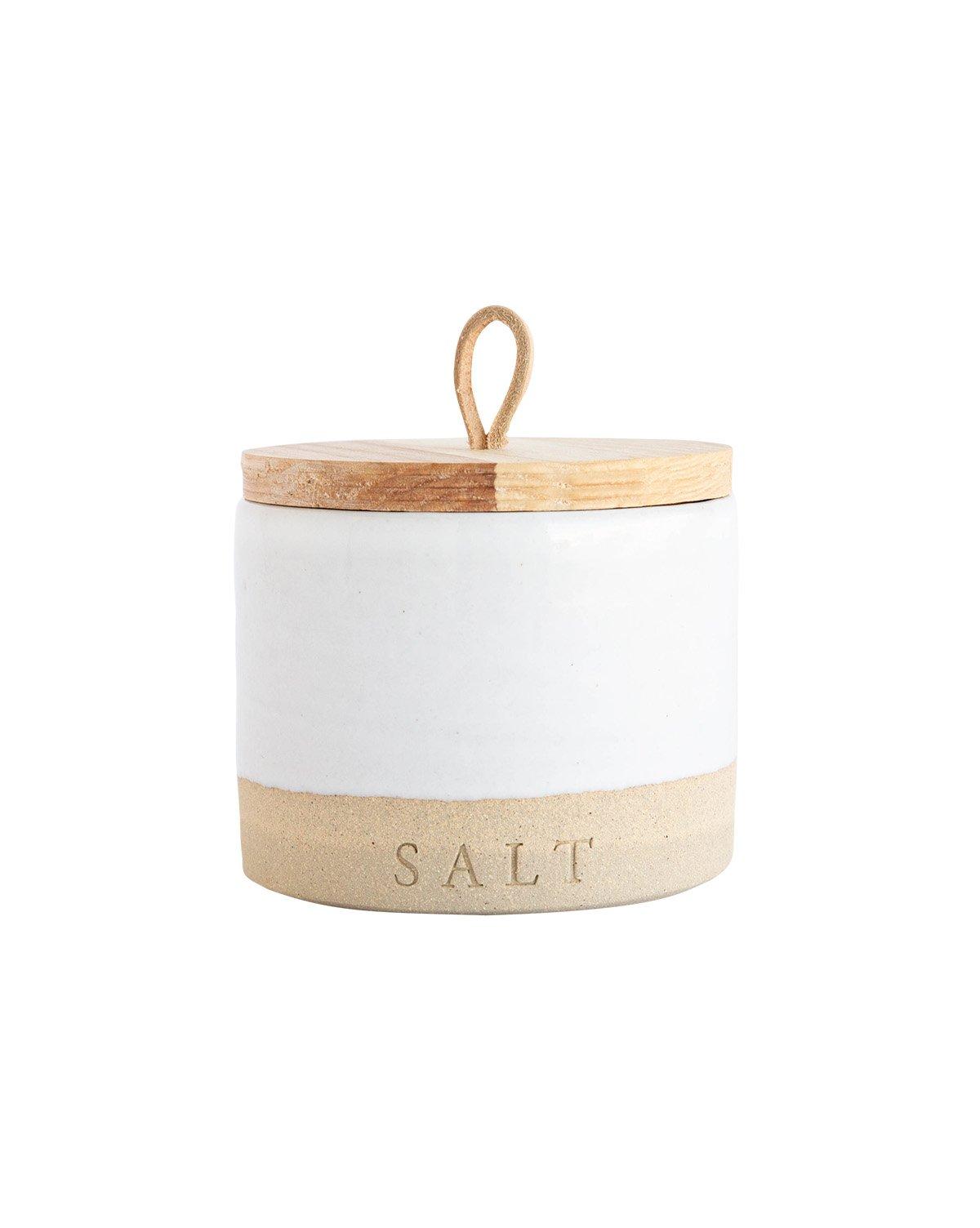 Eden Salt Cellar