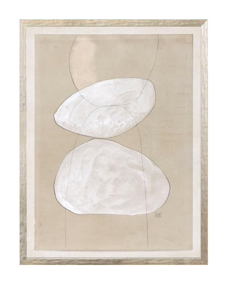 Beige Abstract 11