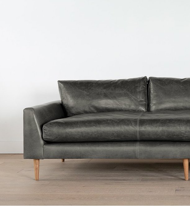 Hale Leather Sofa