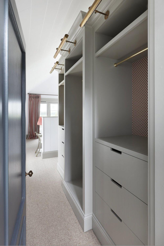 Design by  Ham Interiors  /  Tom House