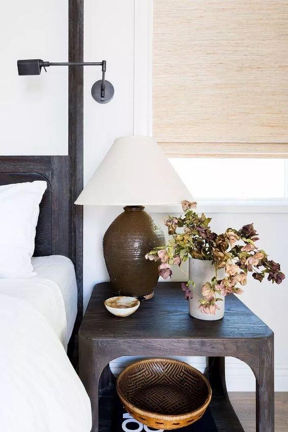 Design by:  Allie Boesch Design  Photo by:  Amy Bartlam  Via  Domaine Home