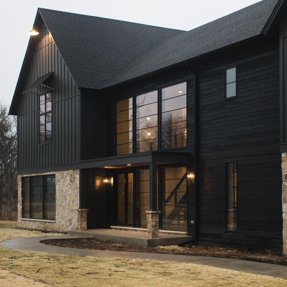 Dark Exterior Color Trend Why We Love