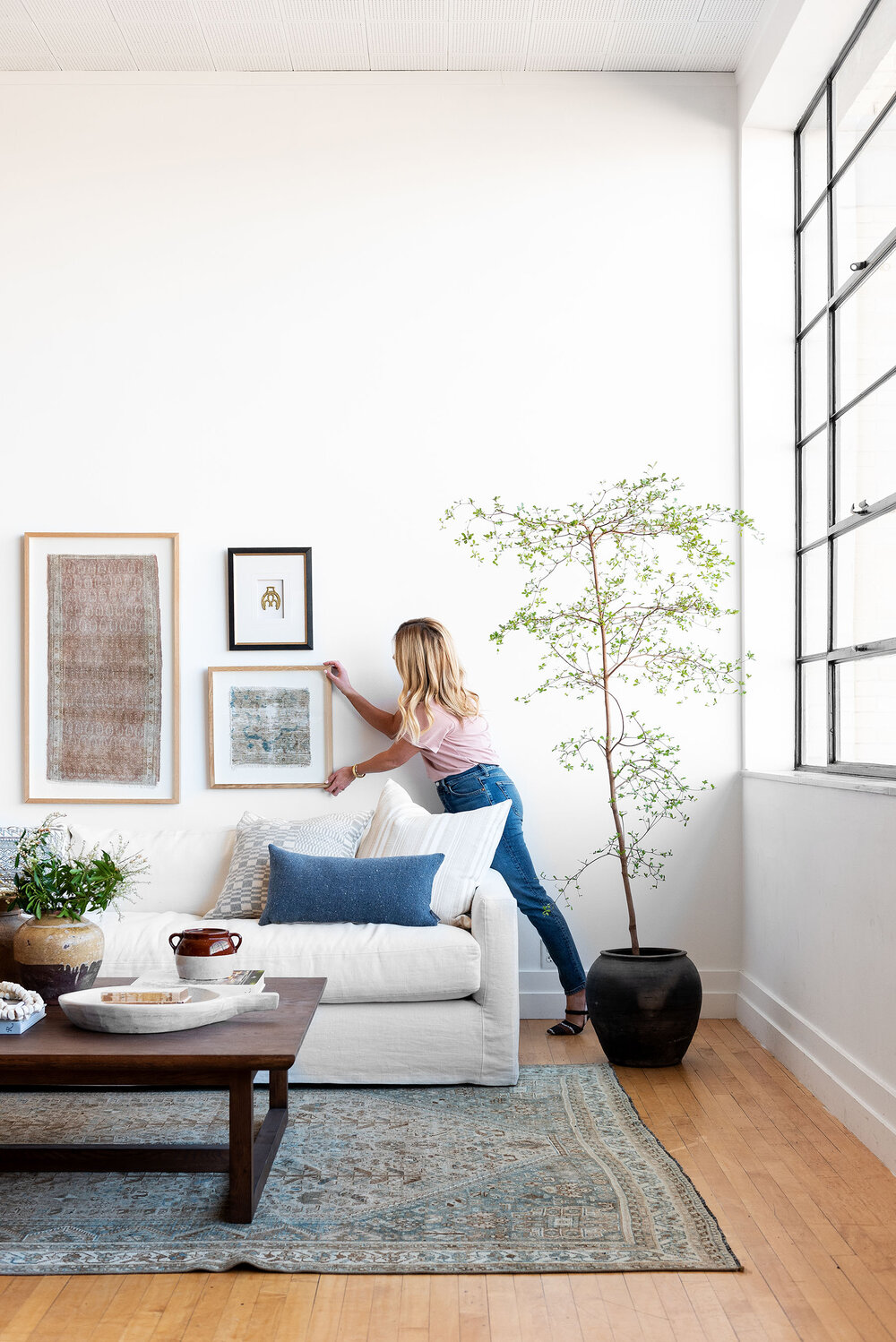 How We Style Spaces To Feel Lived-in