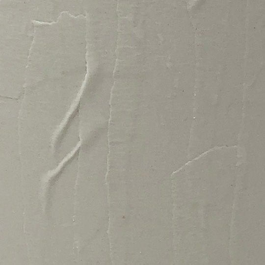 White Raw Porcelain - Strips