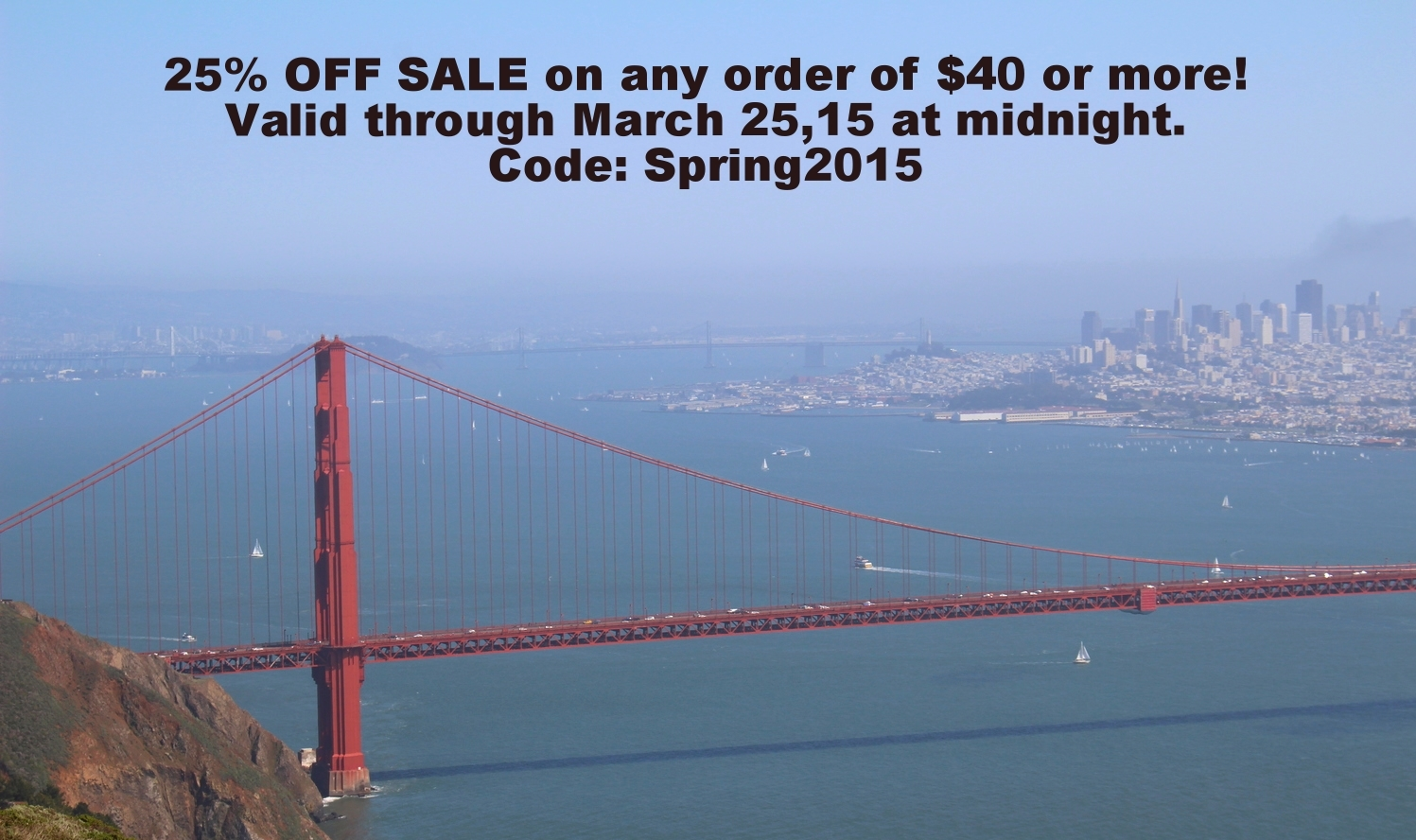 Original picture taken of Golden Gate bridge