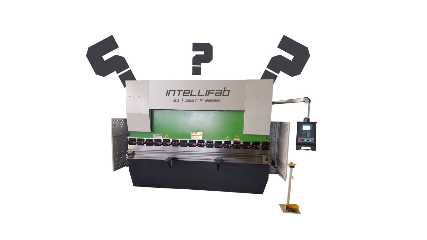 What should you be thinking about before buying a press brake?