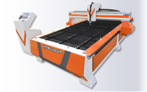 IntelliCut Excel CNC Plasma Cutting Table.