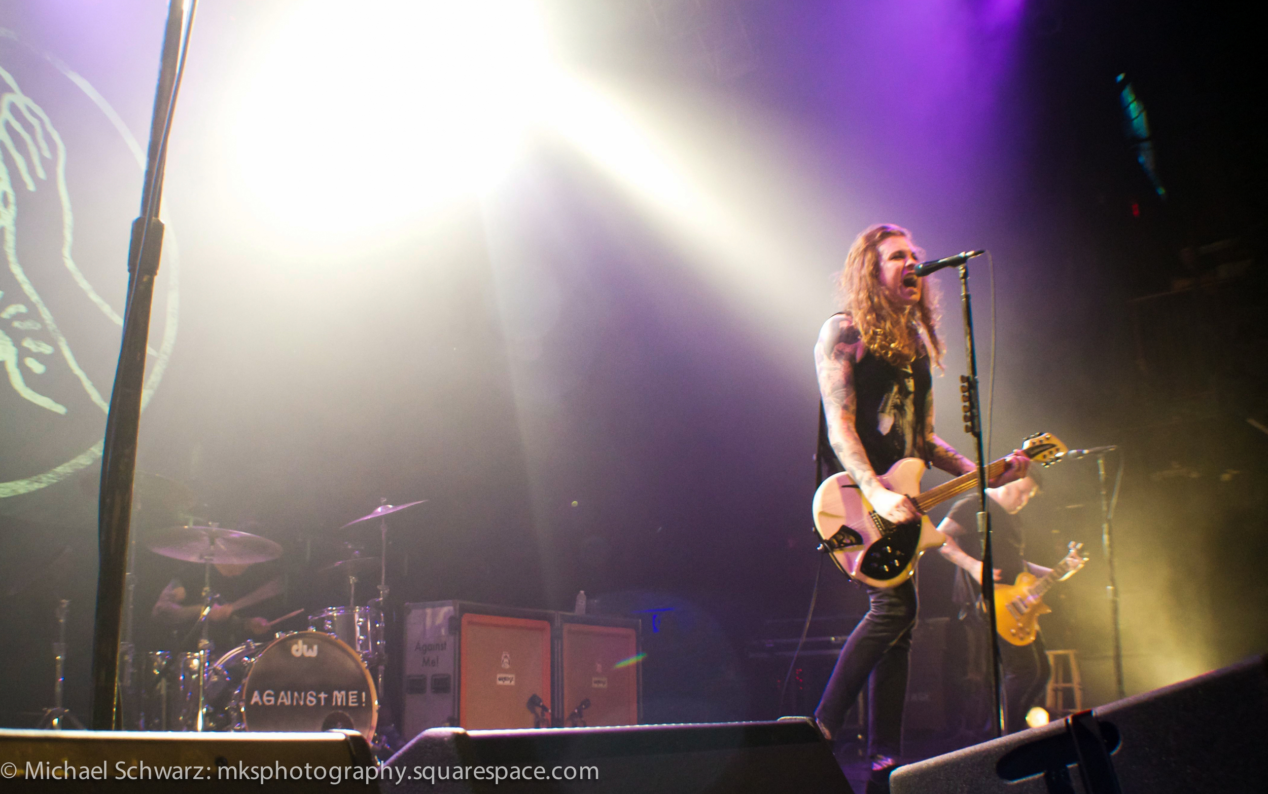 Against Me! and The Gaslight Anthem- House of Blues 09-17-14-1.jpg