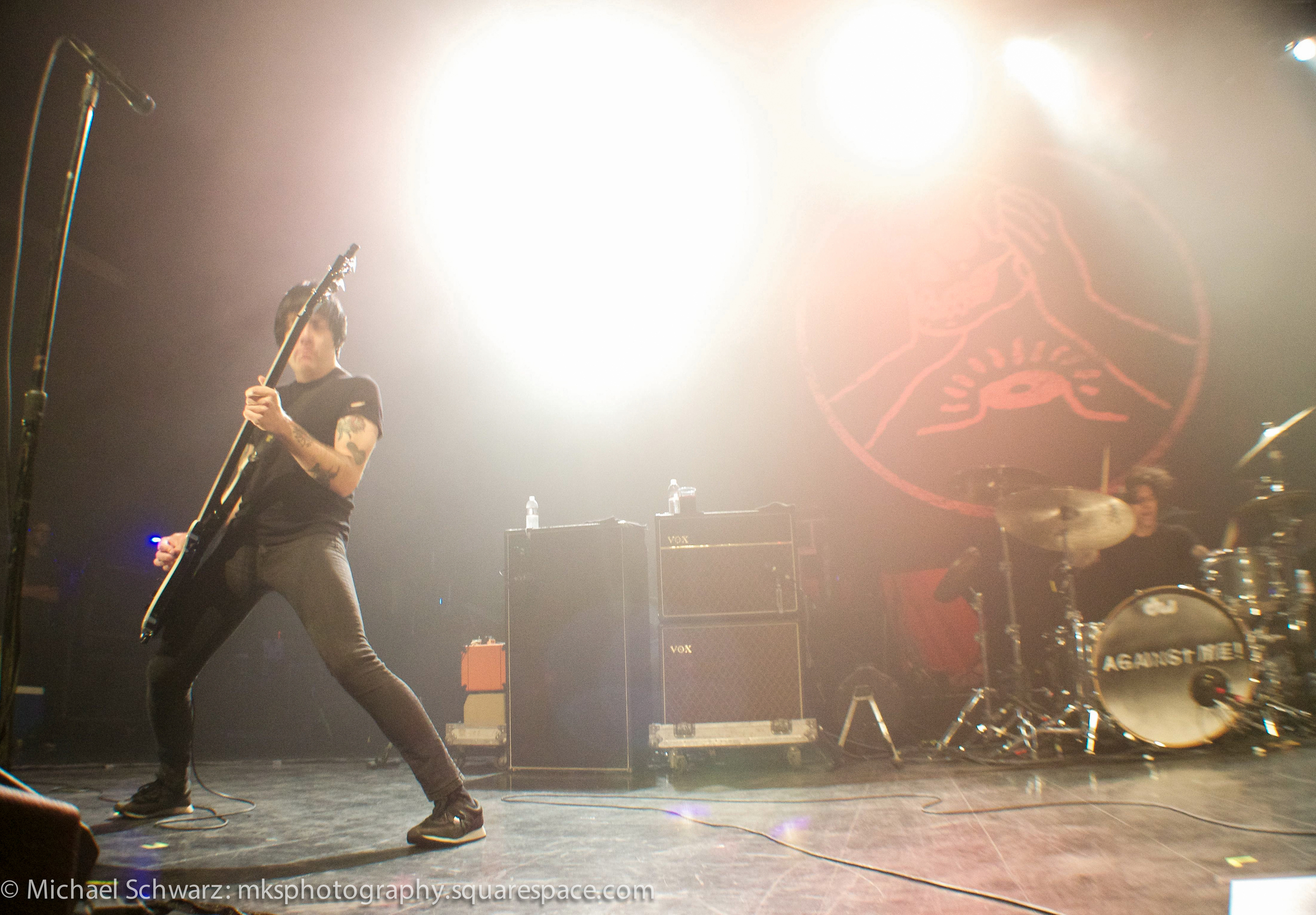 Against Me! and The Gaslight Anthem- House of Blues 09-17-14-4.jpg