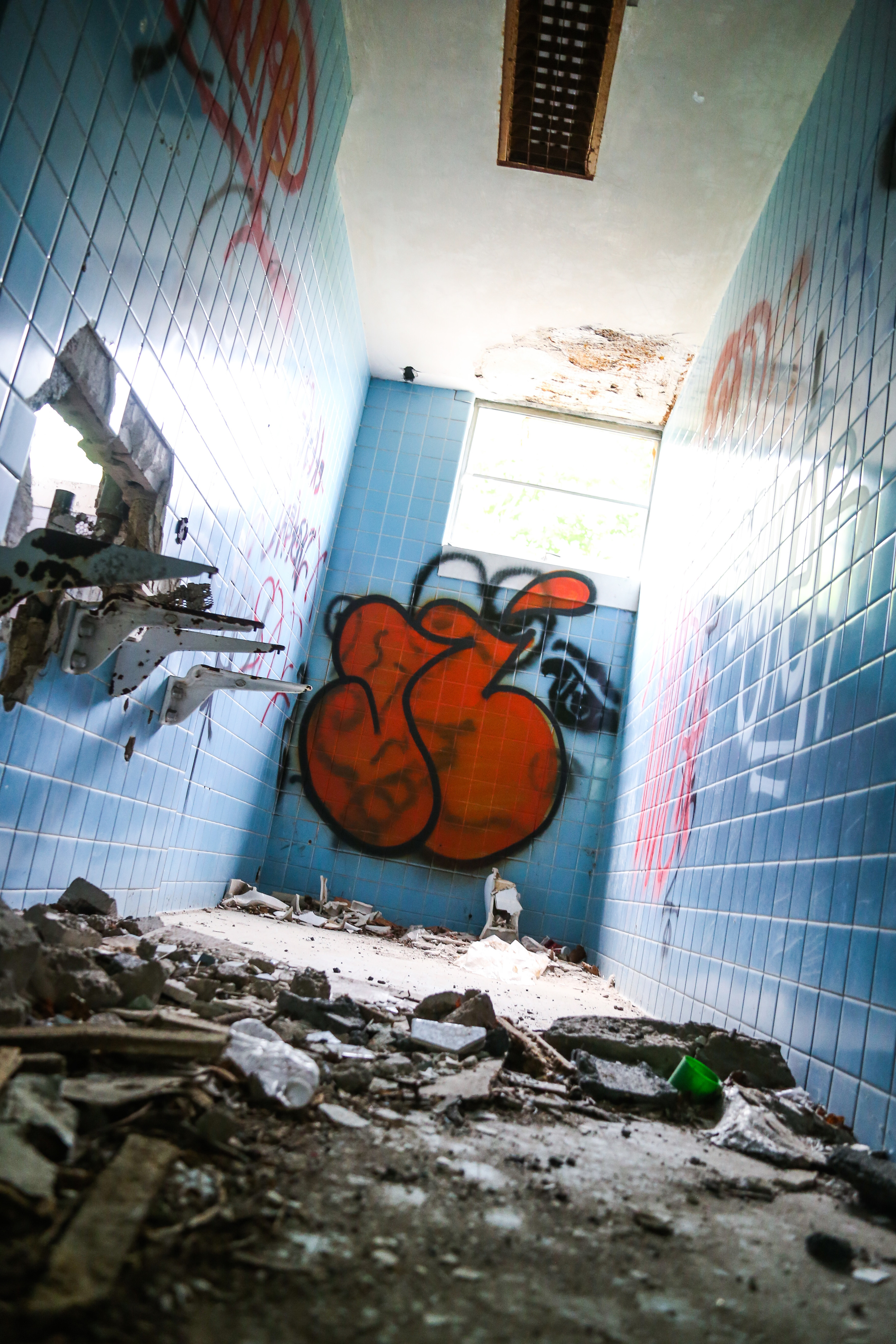 Abandoned Research Facility - Pittsburgh, PA