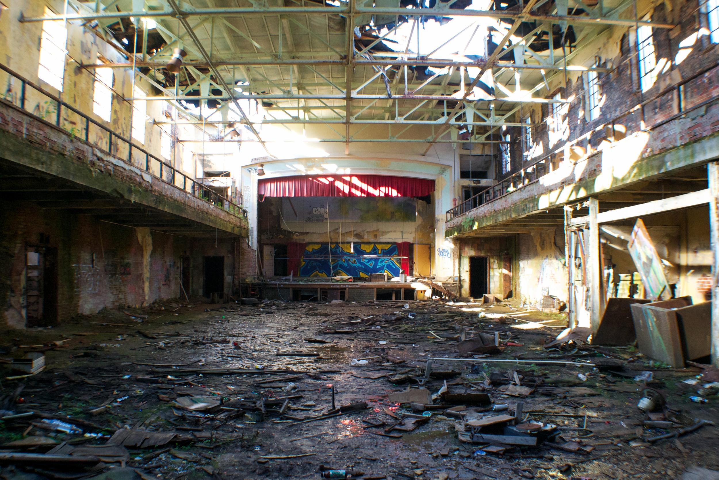Belchertown State School - MA