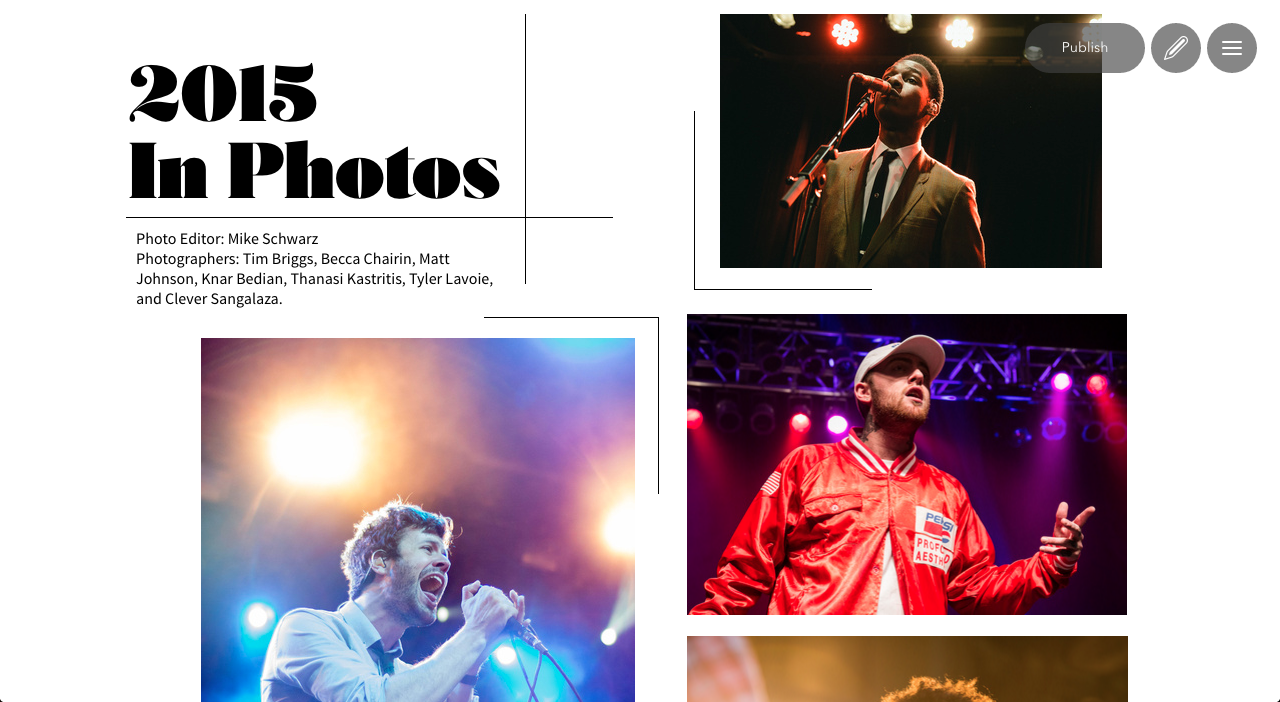 Sound of Boston's End of the Year Magazine