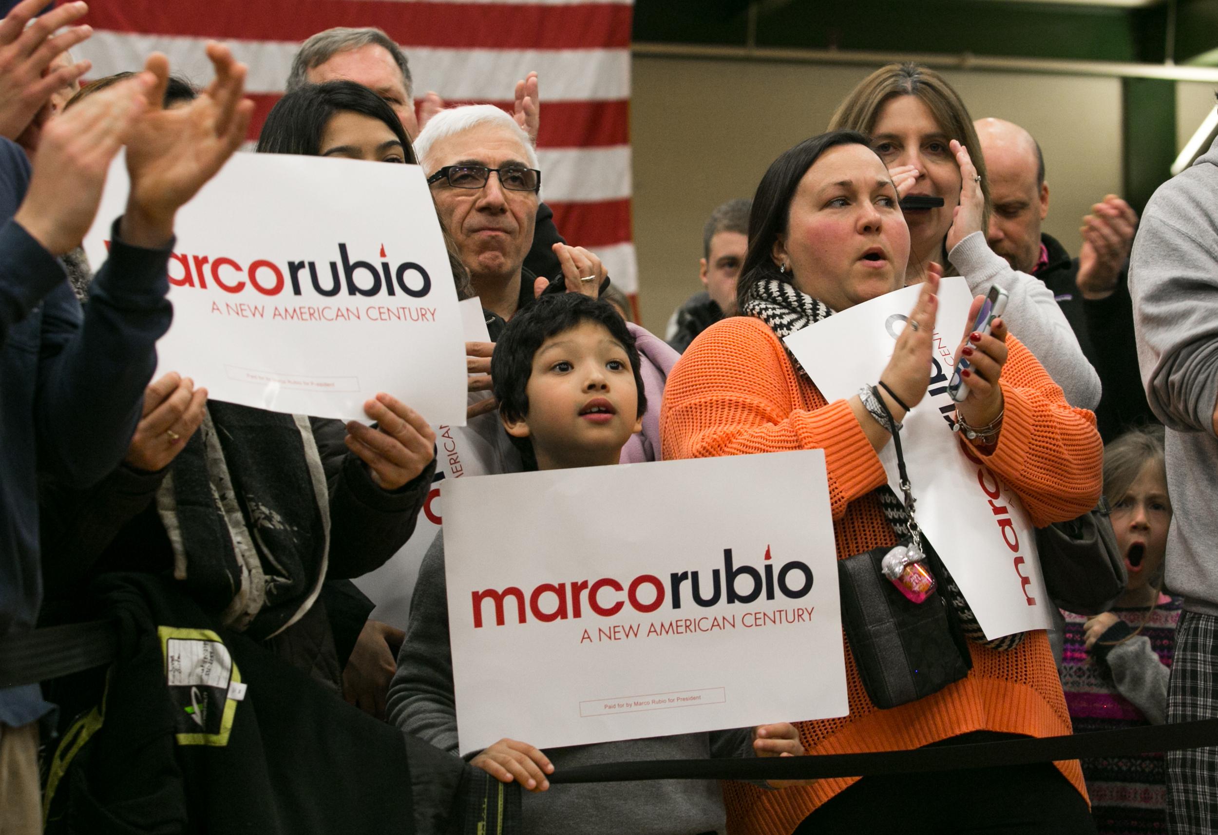 Marco Rubio Rally - Schwarz --5.jpg