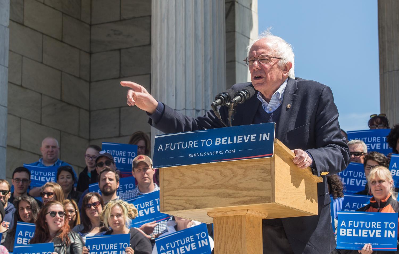 2016 Primary - Bernie Sanders Rally - New Hampshire