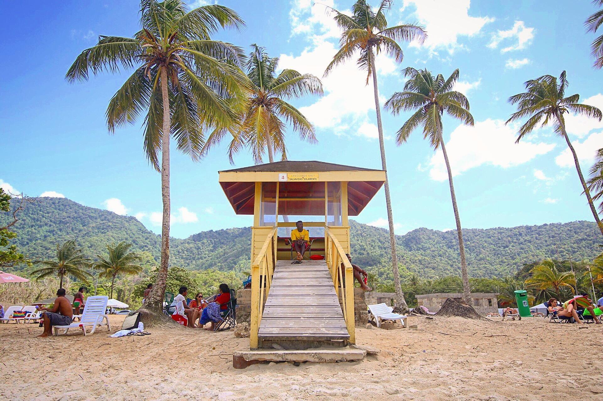 Maracas Beach - Trinidad