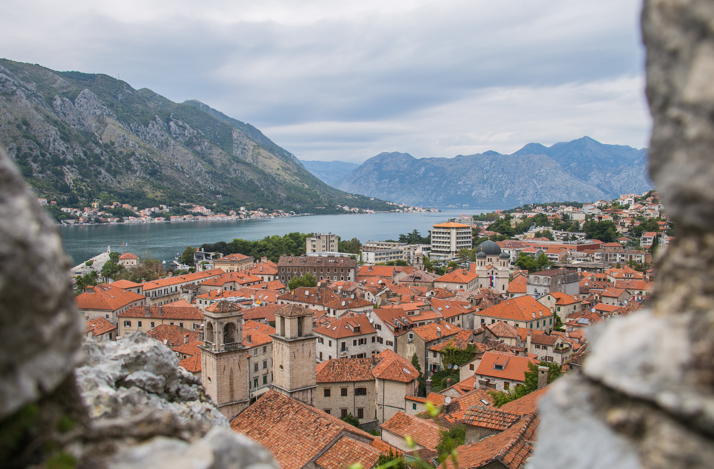Old City Kotor, Montenegro