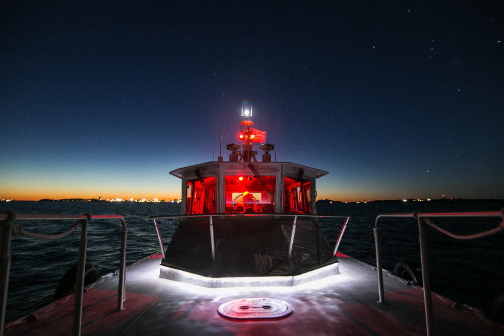 Captain Boat Captain Shawn Kelly - Boston Harbor