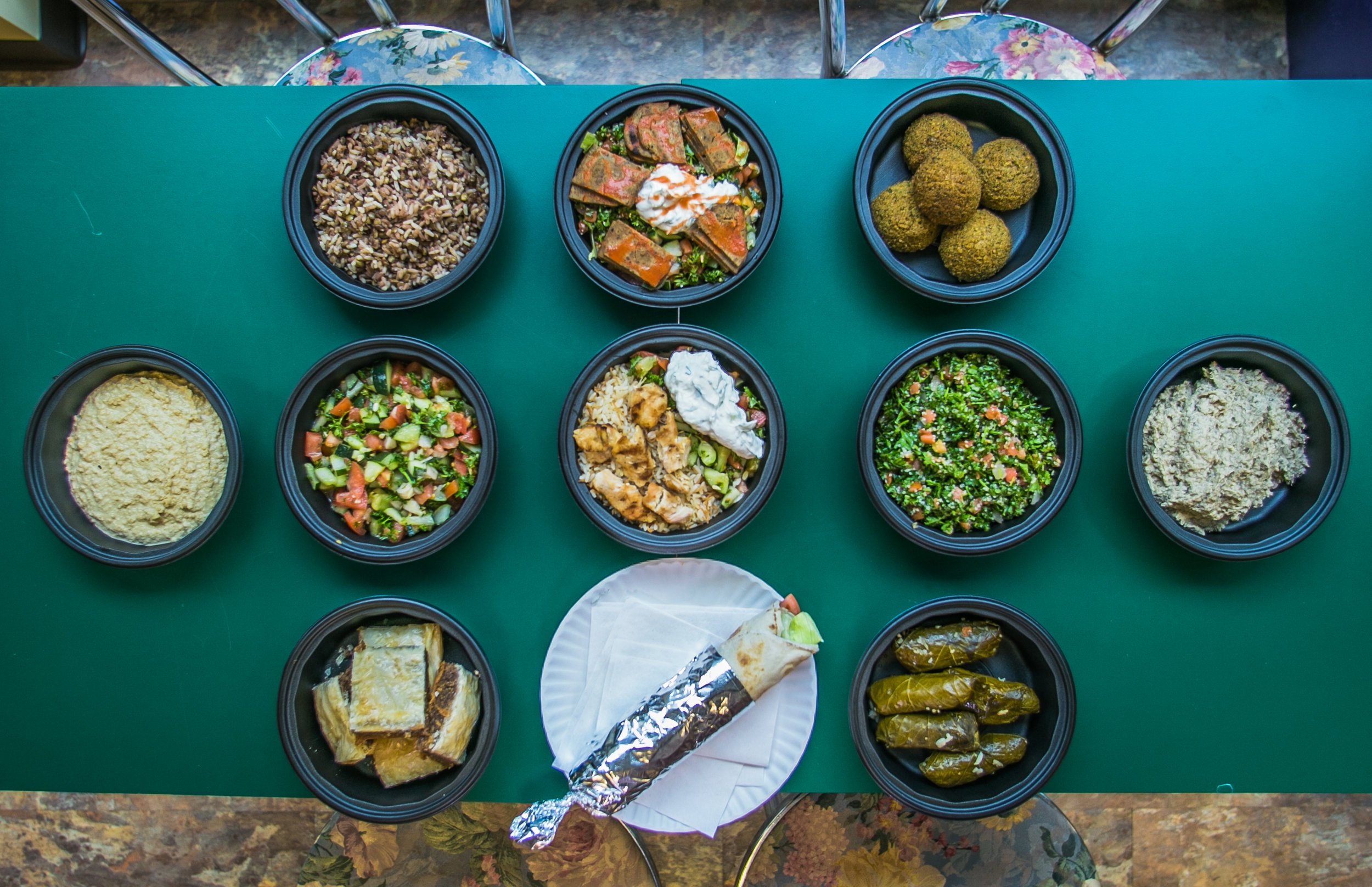 Shawb's Mediterranean Grill - UberEats