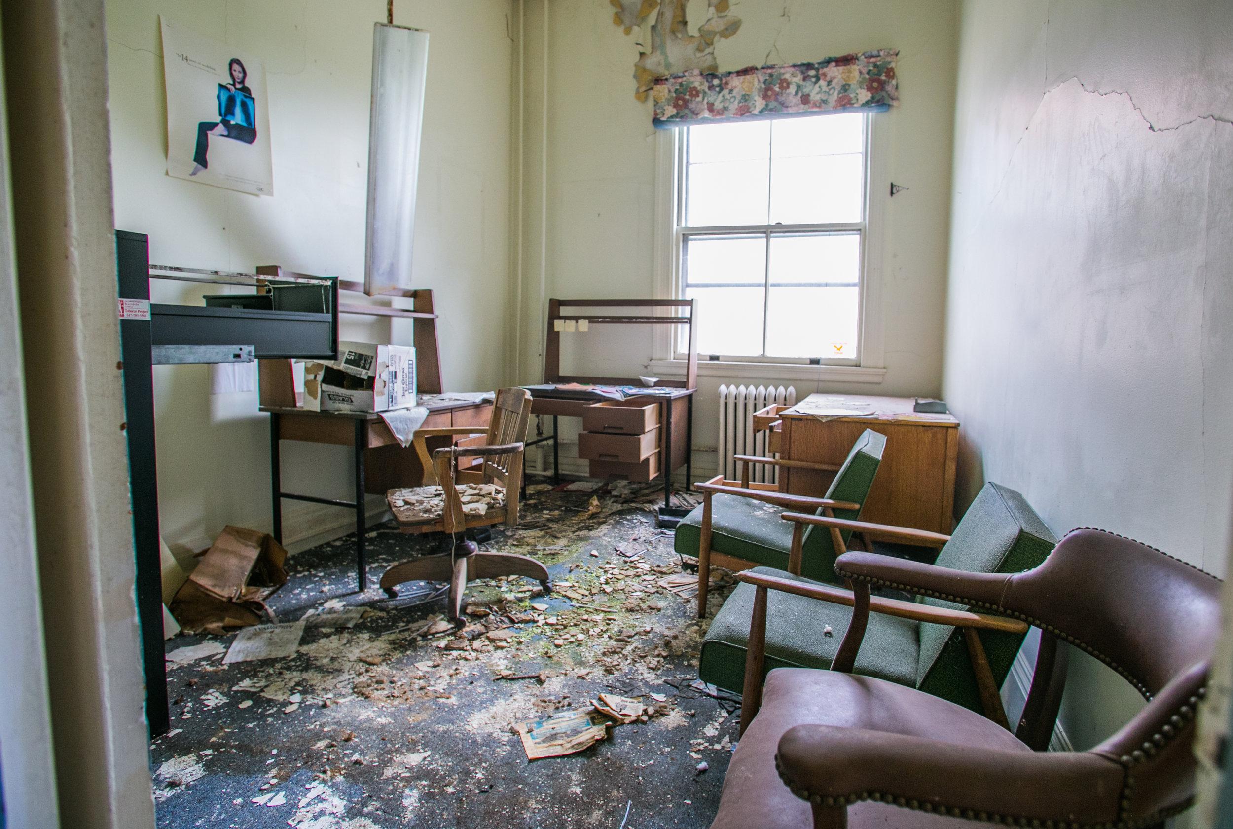 Abandoned Nursing College 3 - Mike Schwarz-4.jpg
