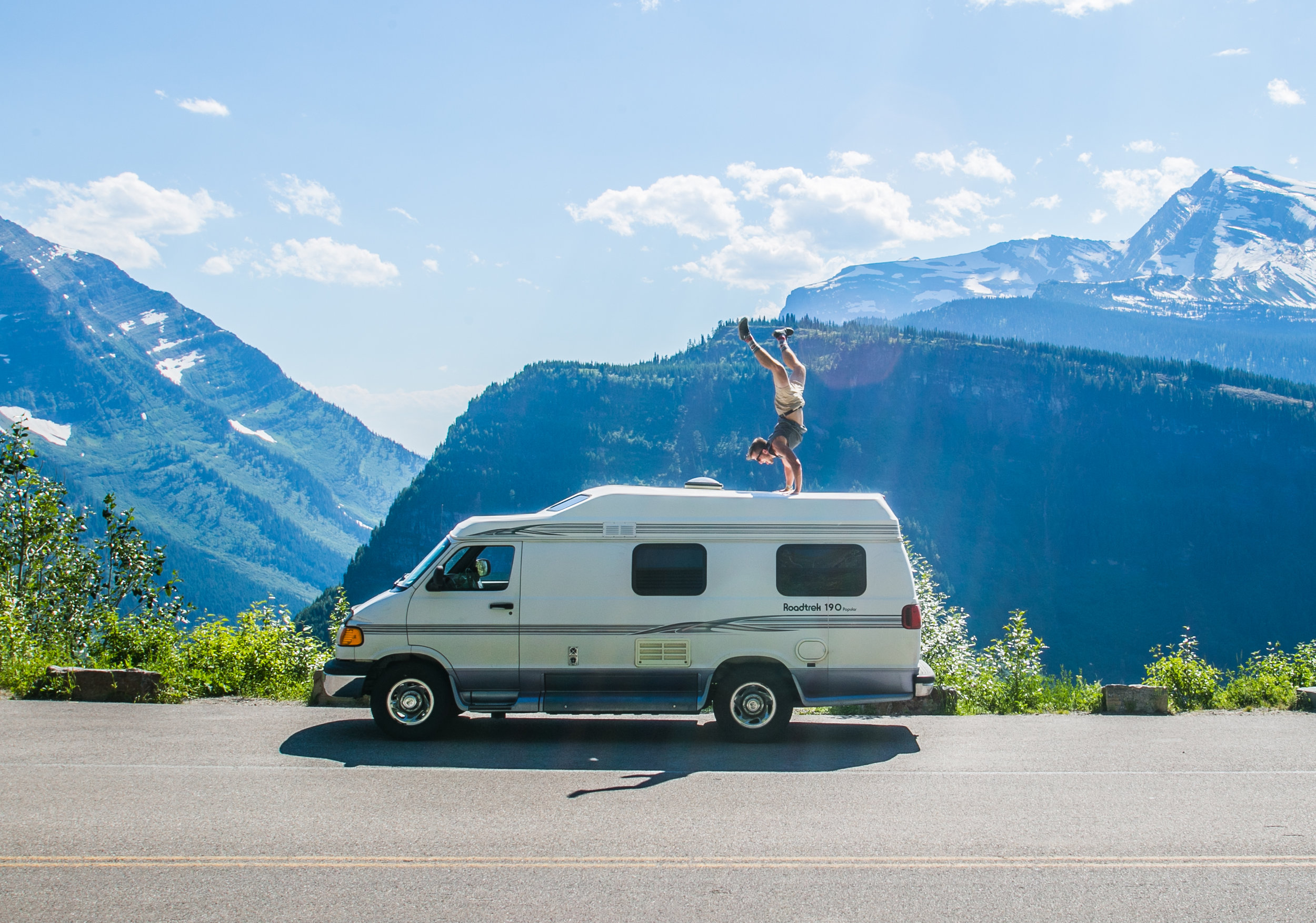 Image by: Garett Brower - Roadside pull-off - Grand Teton National Park, WY