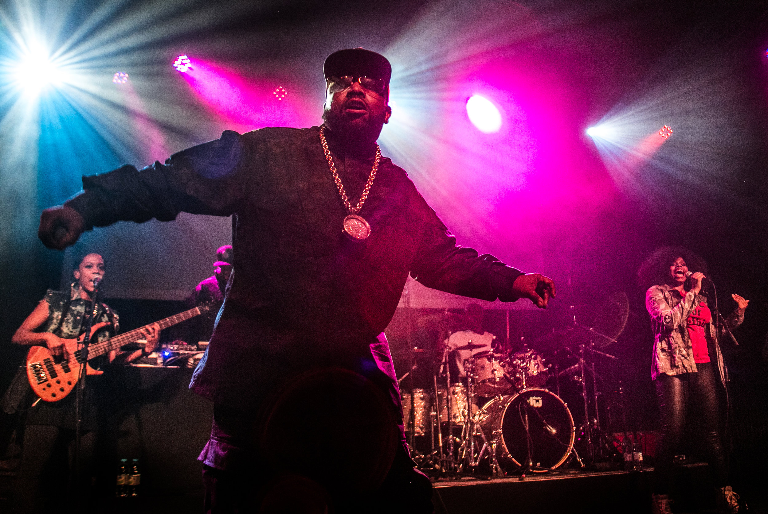 Big Boi - Boston