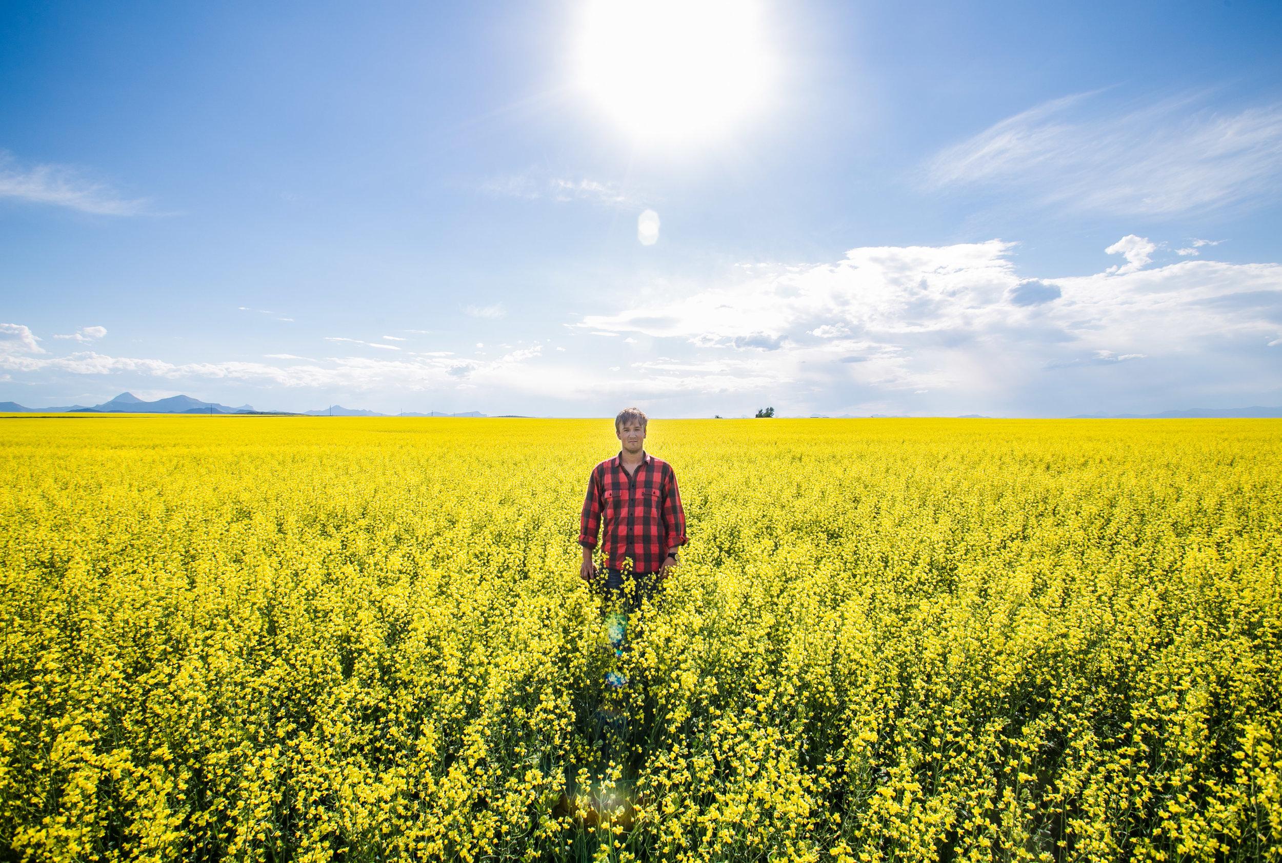 Garett - Alberta, Canada