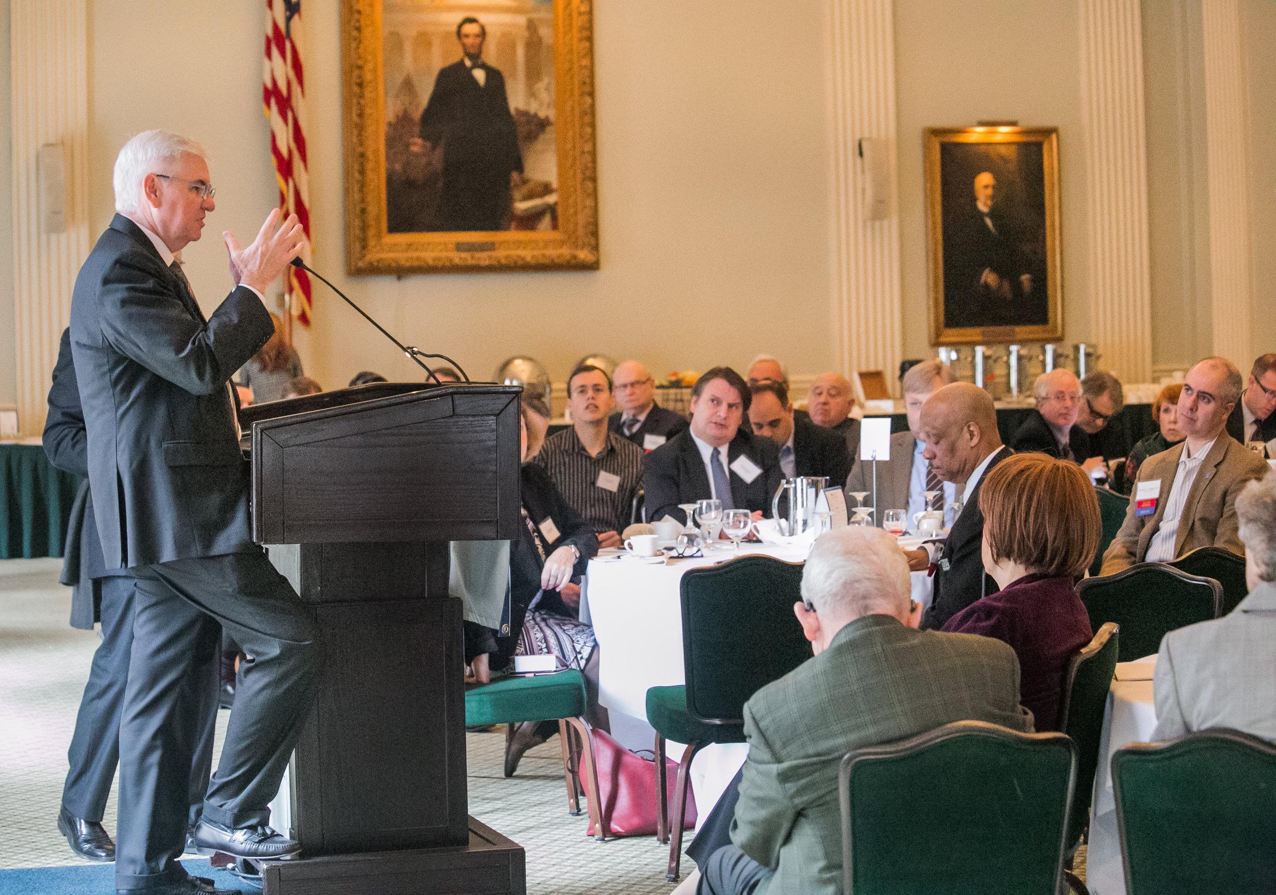 Accountants Club of America -Barry Melancon Seminar