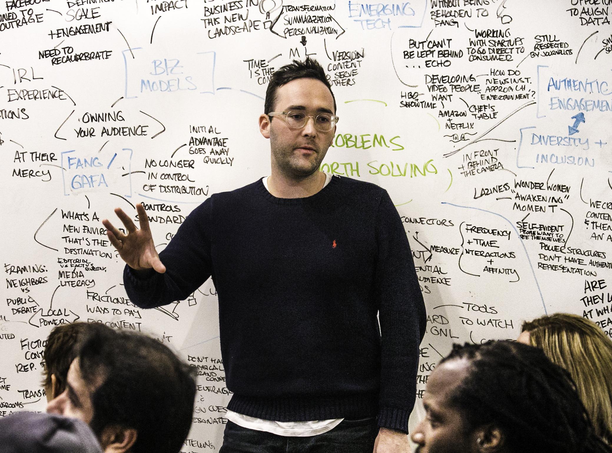 Communities Defining the Future Series - Community Member