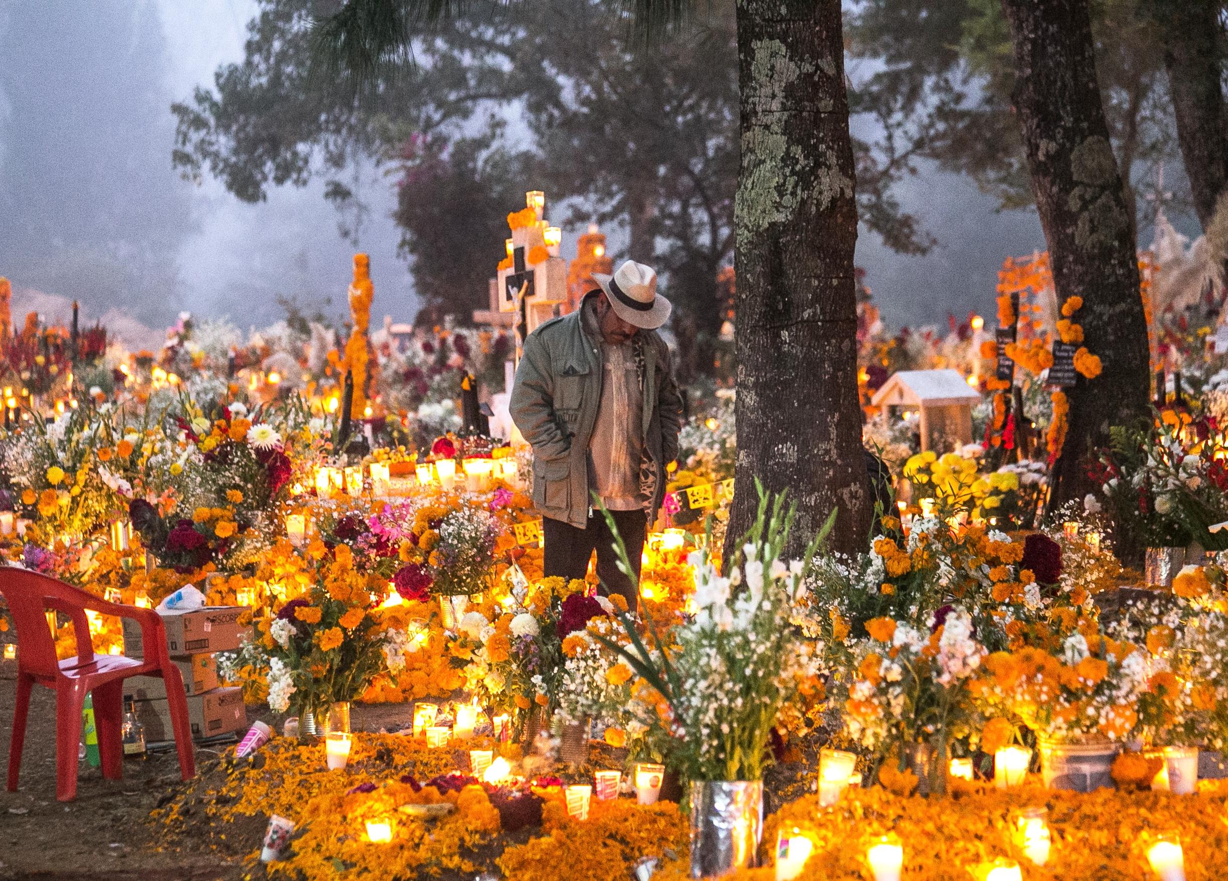 Dia de los Muertos - Patzcuaro, Mexico - 2017