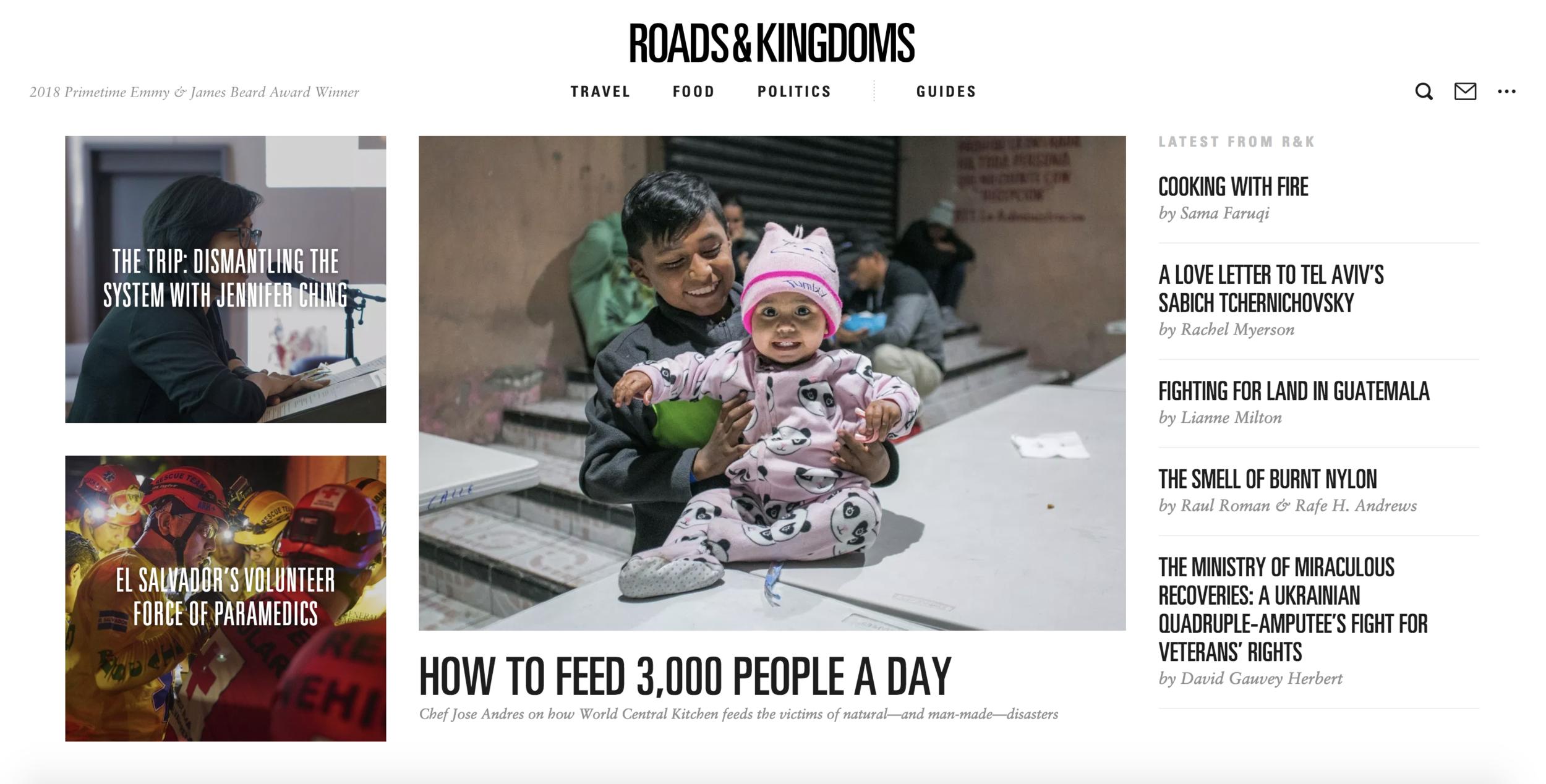 Final Stop - Tijuana Border Crisis - Roads and Kingdoms