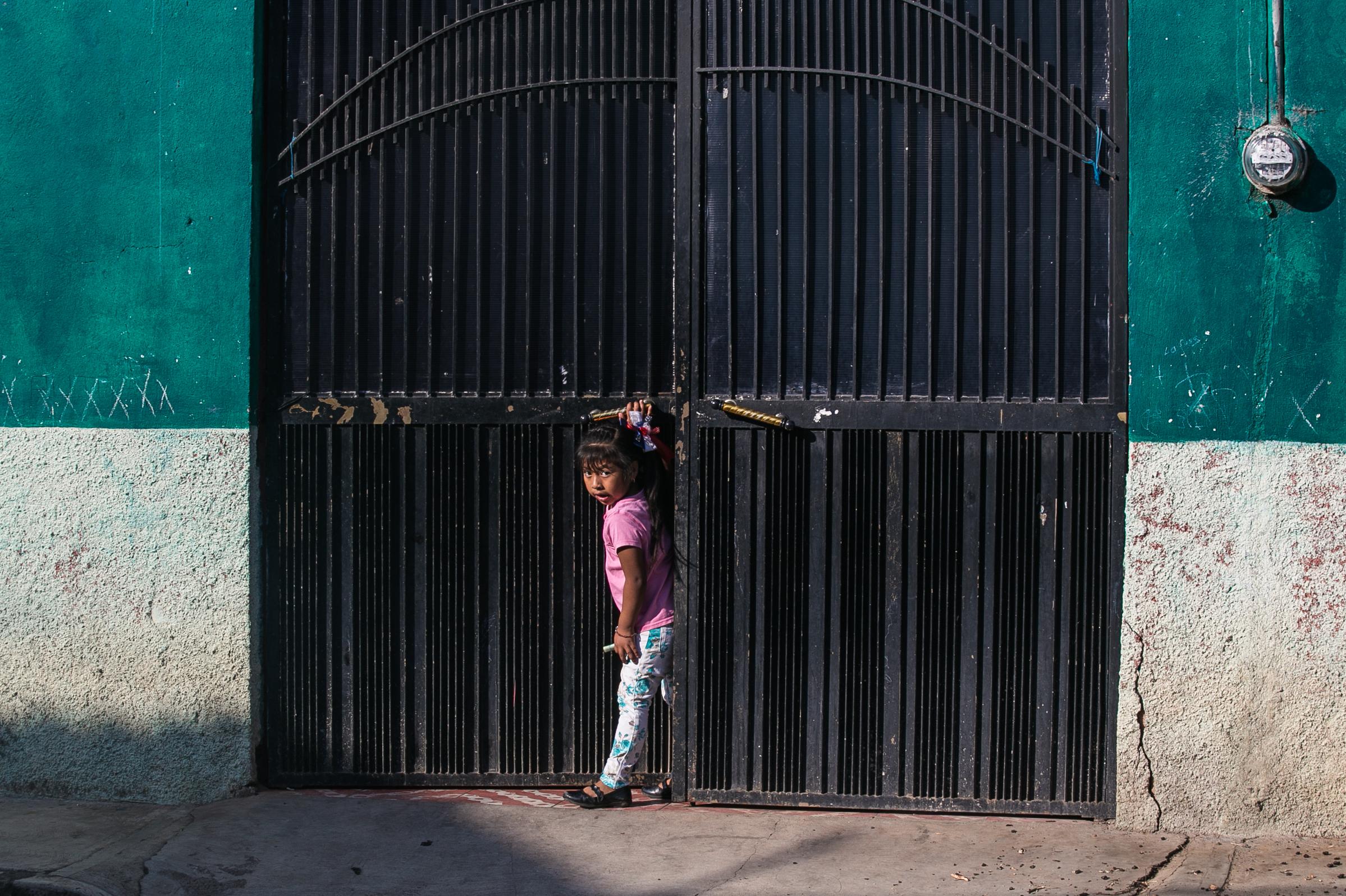 """""""Past the Masks"""" - Dia de los Muertos - Patzcuaro, Mexico"""