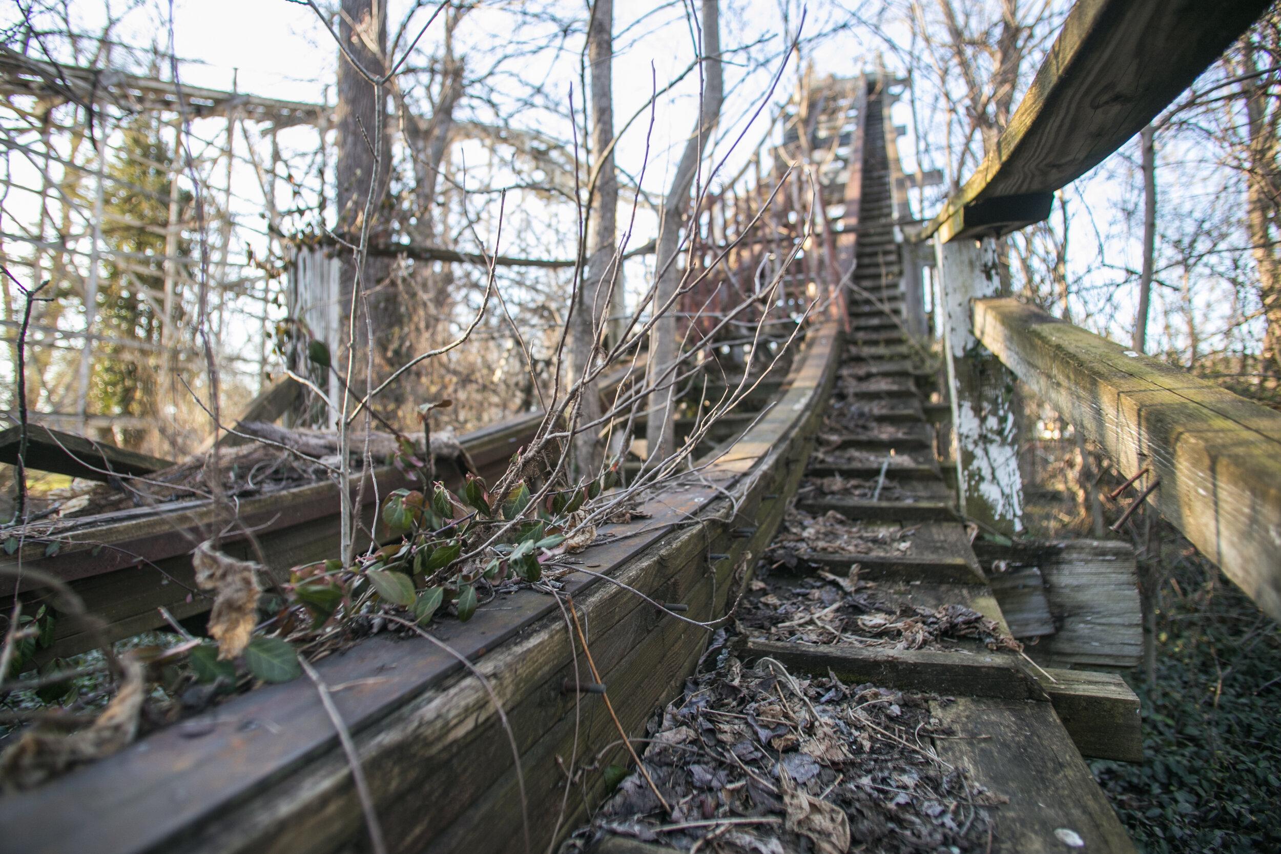 Abandoned Penn Hills Resort Blog Michael Schwarz