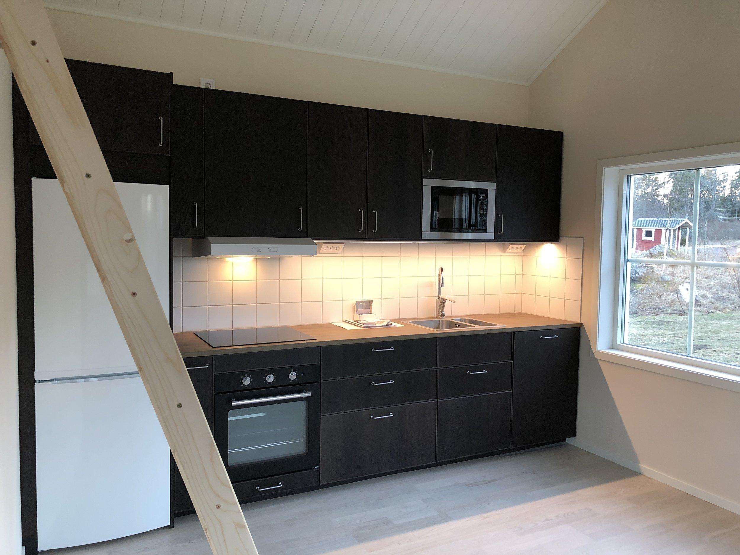 Attefallshus 30 m2 (första i Sverige?)