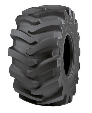 - - LS-2 - Горски гуми с средна дълбочина на протектора – сходни са на външен вид с гумите на задвижващите колела и често се използват в комбинация с укрепващи вериги