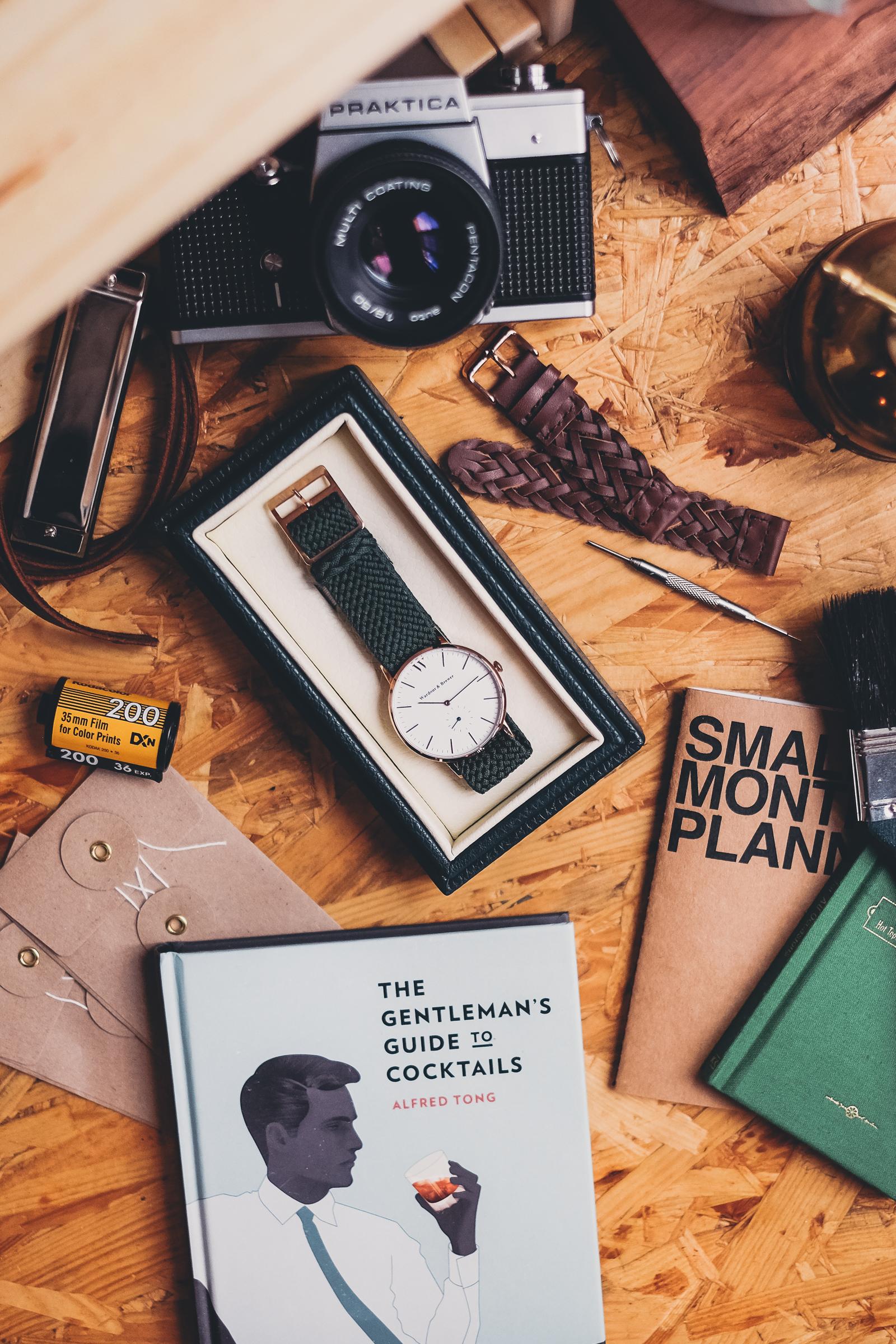 Wardour & Brewer - Instagram Content