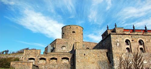 Carlstens fästning i Marstrand.