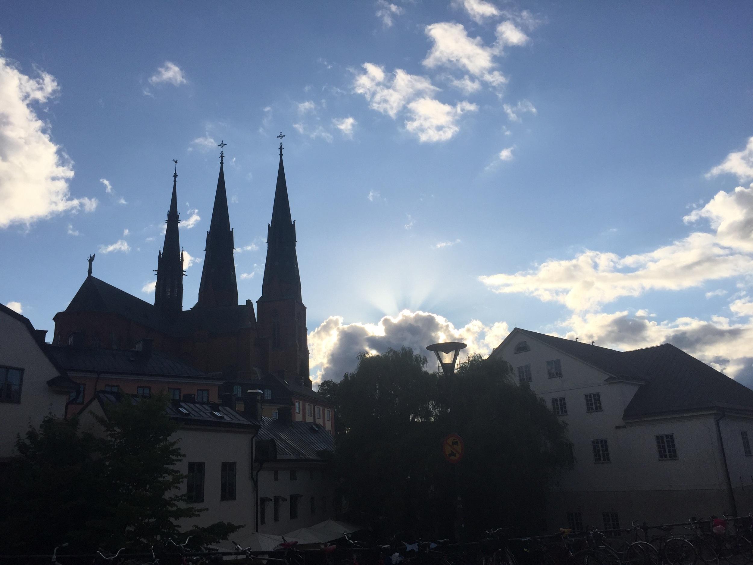 Domkyrkan, Uppsala.