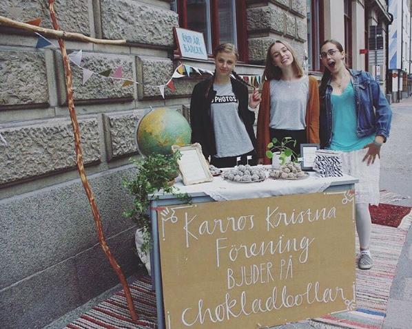 Karolinska Gymnasiet i Örebro
