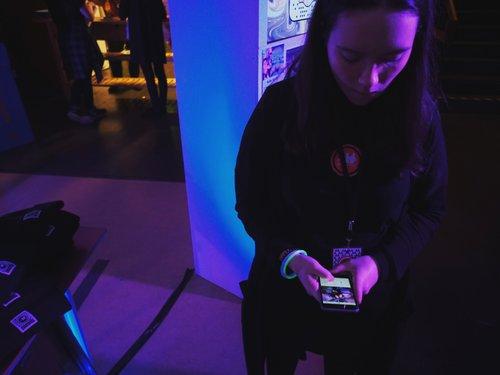 Malin Danielsson, reporter 17/18