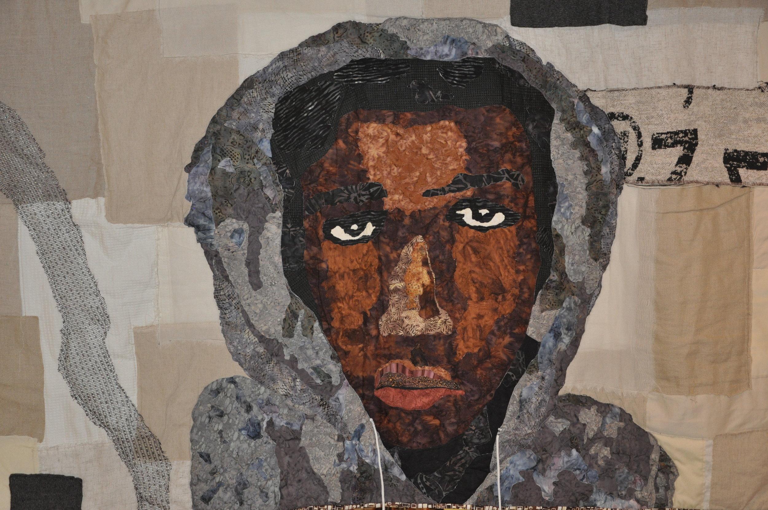 Sara's Trayvon Martin Quilt