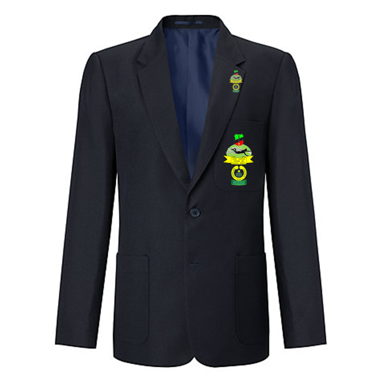Male Full Colour Badge and Lapel Pin - Chrisland - NGN 15,000 (Badge) NGN 10,000 (Pin)
