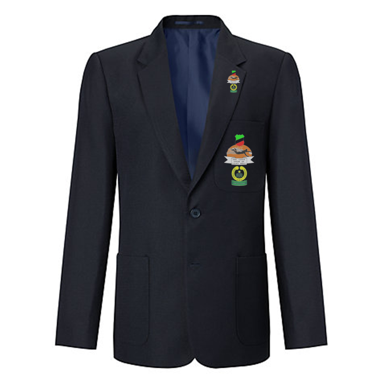 Male Half Colour Badge and Lapel Pin - Chrisland  - NGN 15,000 (Badge) NGN 10,000 (Pin)